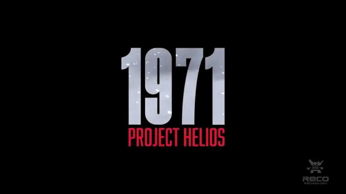 1971 Project Helios Turn-based Strategy