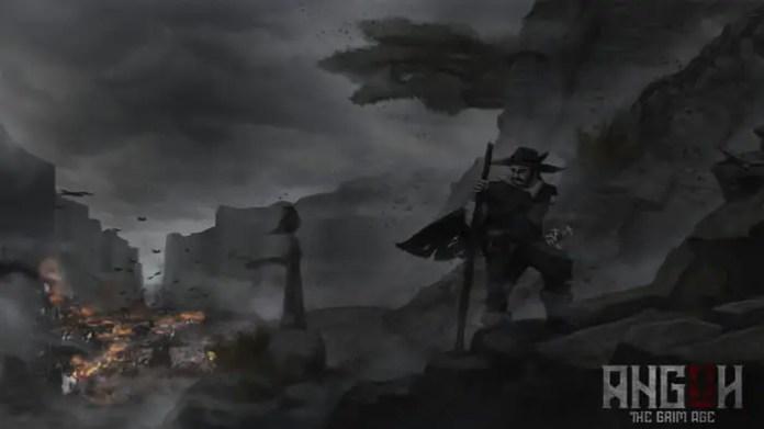 Angon The Grim Age