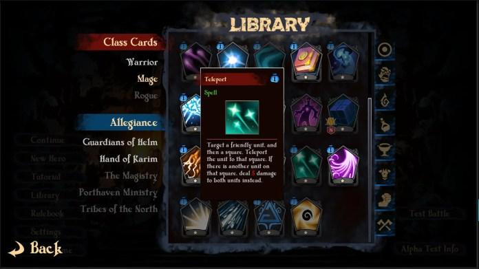 Spellsword Cards Library