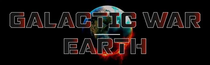 Galactics War of Earth