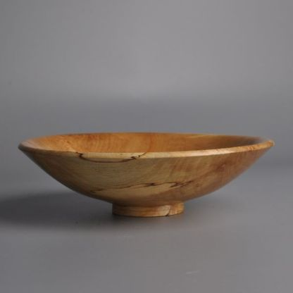 small beechwood bowl