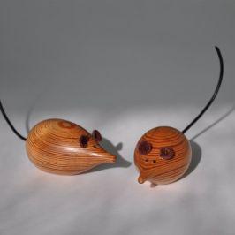 two church mice