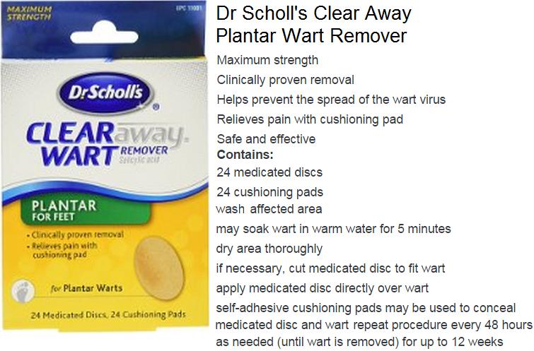 Dr Scholls Plantar Wart Liquid Film