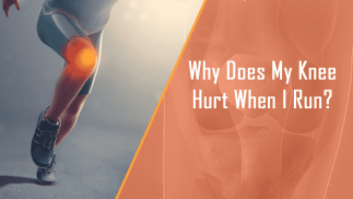 Why does my knee hurt when I run