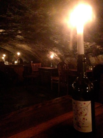 Gordon's Wine Bar, oldest wine bar in London