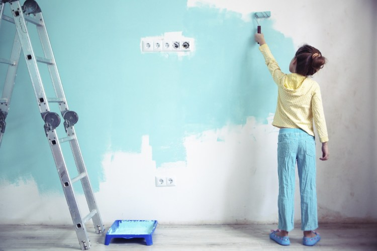 Simple House Painting Procedures