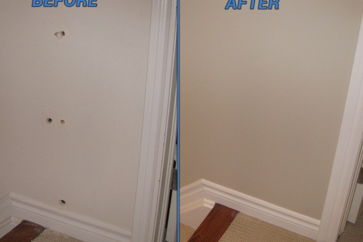 Painting Walls – How to Prepare Walls to Be Painted