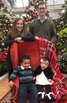 Alicia Frick Family Photo