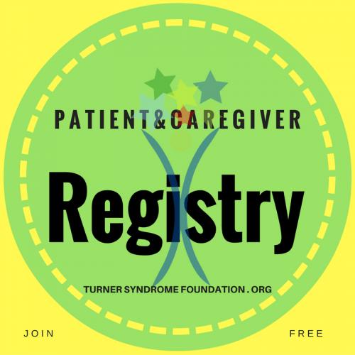 Turner Syndrome Patient & Caregiver Registry logo