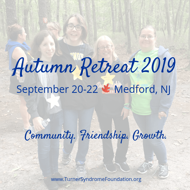 2019 turner syndrome retreat