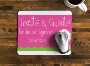Treats Mouse Pad