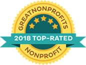 Greatnonprofits 2018 Top-rated