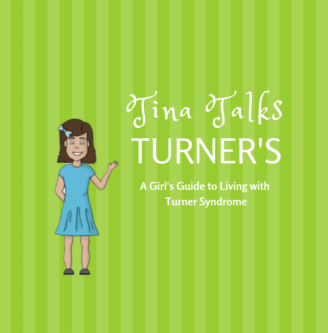 share TS diagnosis, tina talks turners