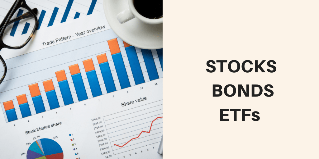 Stocks, Bonds, ETFs for TS
