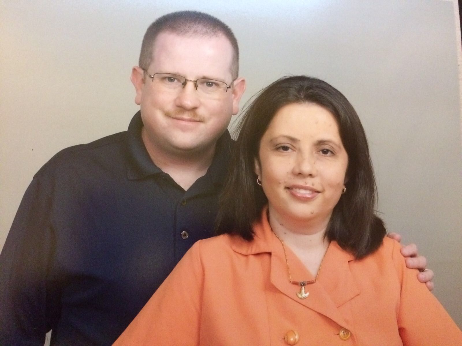 Woman with Turner Syndrome and her husband