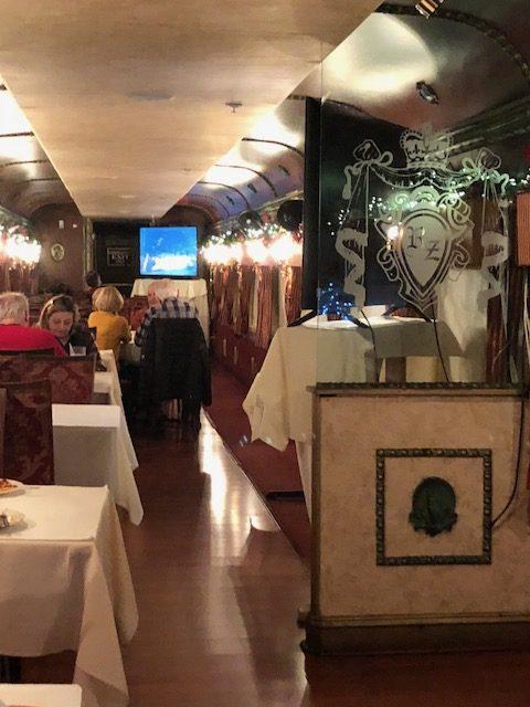 2020 spaghetti dinner venue