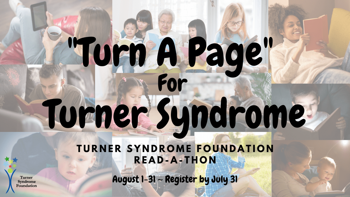 Turner syndrome read-a-thon