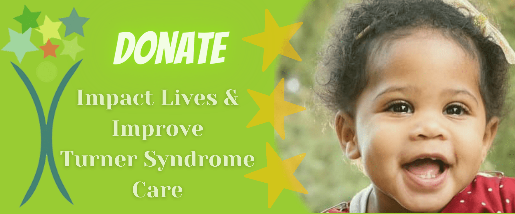 Donate online- Impact lives and improve Turner Syndrome care!