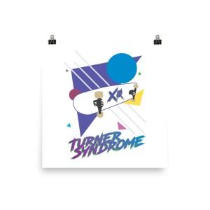 Turner Syndrome Skateboard