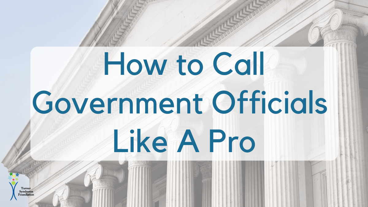 how to call government officials
