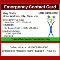 Custom made cards for your protection