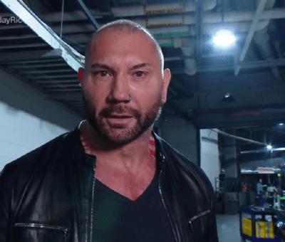 Batista regresa el Lunes a RAW