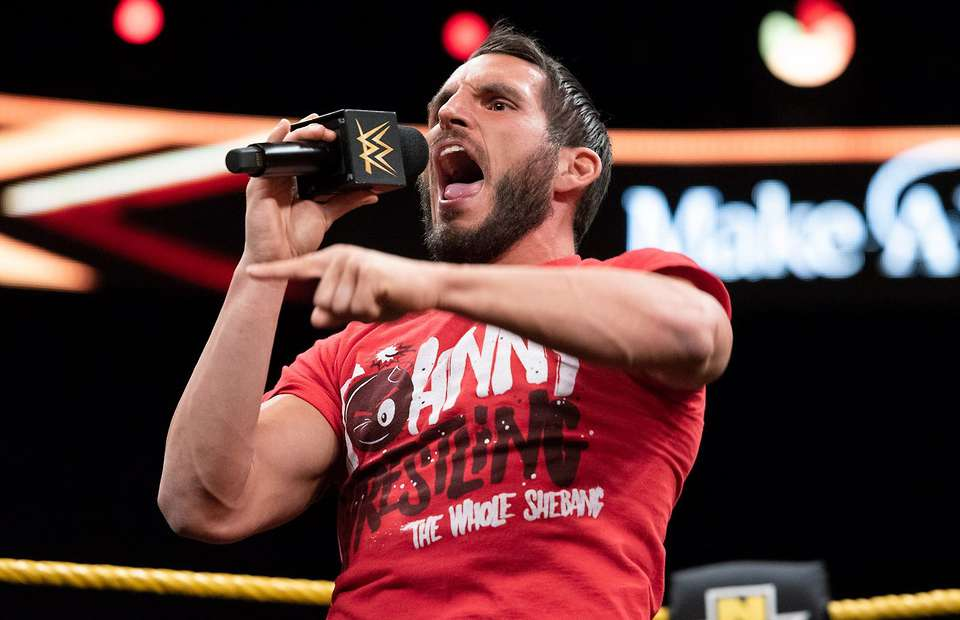 "Johnny Gargano: ""Me enorgullece ser ""Mr TakeOver"""