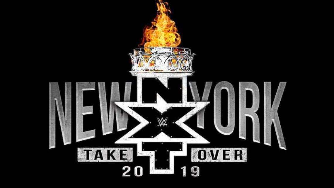 (SPOILERS) Cartelera NXT TakeOver: New York