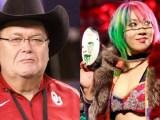 Jim Ross habla sobre el manejo de Asuka en WWE