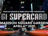 Marty Scurll luchará por el título mundial de ROH en G1 Supercard