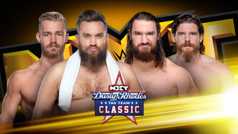 Previa WWE NXT: 13 de marzo