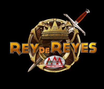 AAA Rey de Reyes: Resultados