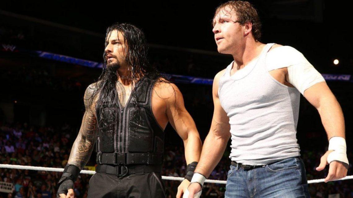 Roman Reigns habla sobre la salida de Dean Ambrose de WWE