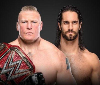 Rollins dice que Brock Lesnar no es un tipo que inspire