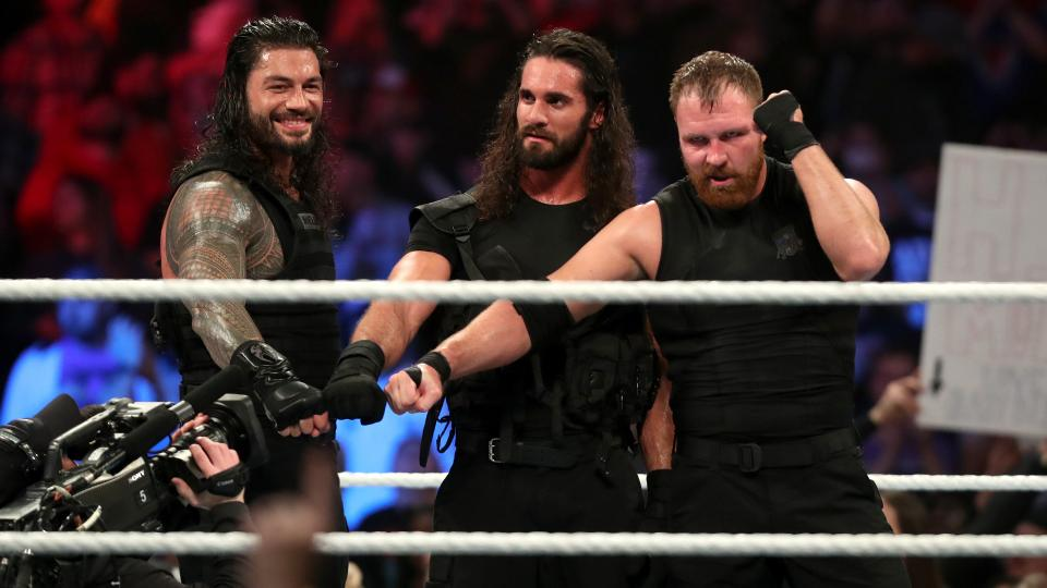 The Shield abrirá RAW con un discurso de despedida