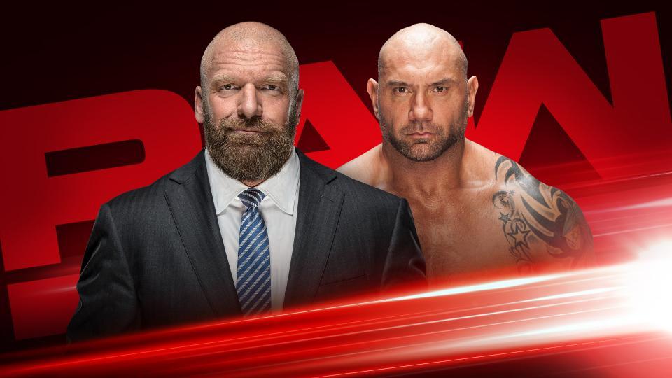 WWE Raw: Resultados en directo