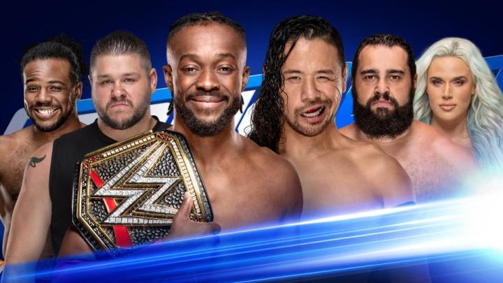 Previa WWE SmackDown: 23 de abril de 2019