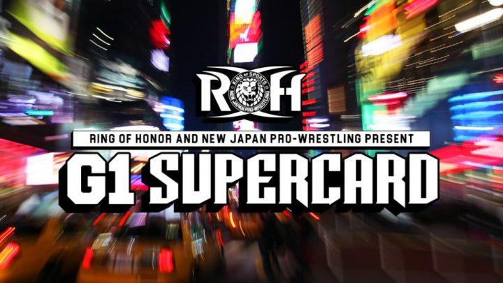 Cambios titulares en el G1 Supercard