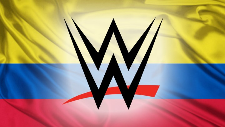 Confirmada la primera llegada de WWE a Colombia
