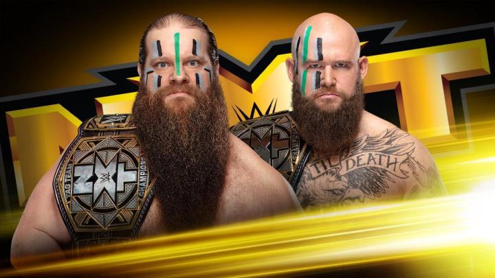 Previa WWE NXT: 15 de mayo de 2019