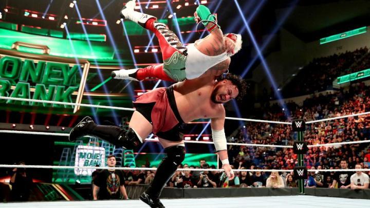 Novedades sobre la lesión de Rey Mysterio