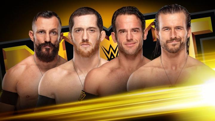 WWE NXT: Resultados en directo 22 de mayo