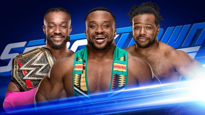 Previa WWE SmackDown: 21 de mayo de 2019