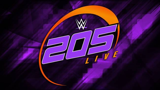 Resultados WWE 205 Live 21 mayo 2019