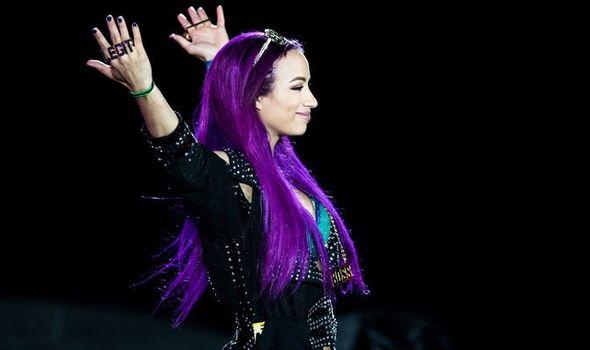 Novedades en el backstage acerca de Sasha Banks