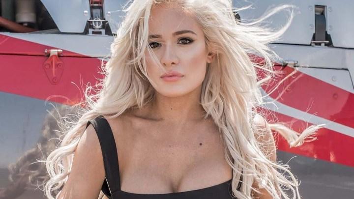 Scarlett Bordeaux pide su liberación de Impact Wrestling