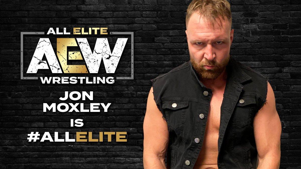 Gran sorpresa en Double or Nothing. Jon Moxley llega a AEW