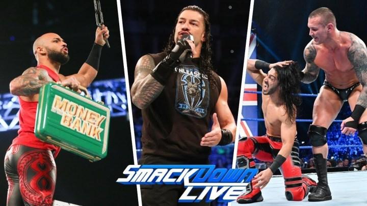 Audiencia de SmackDown 14 de mayo de 2019