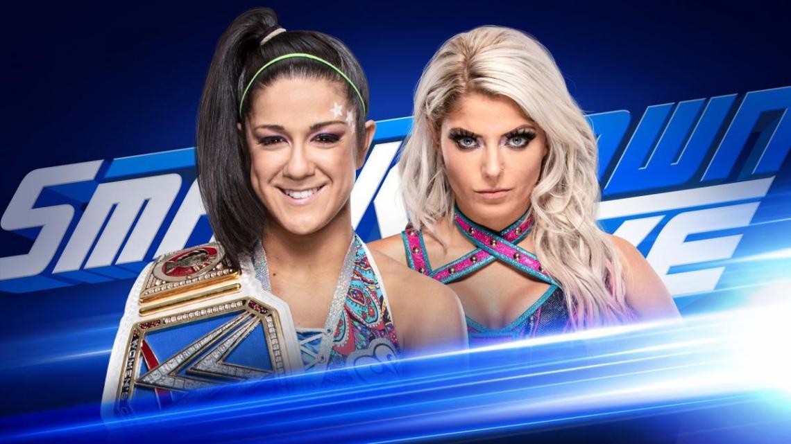 WWE SmackDown: Resultados en directo 18 de junio