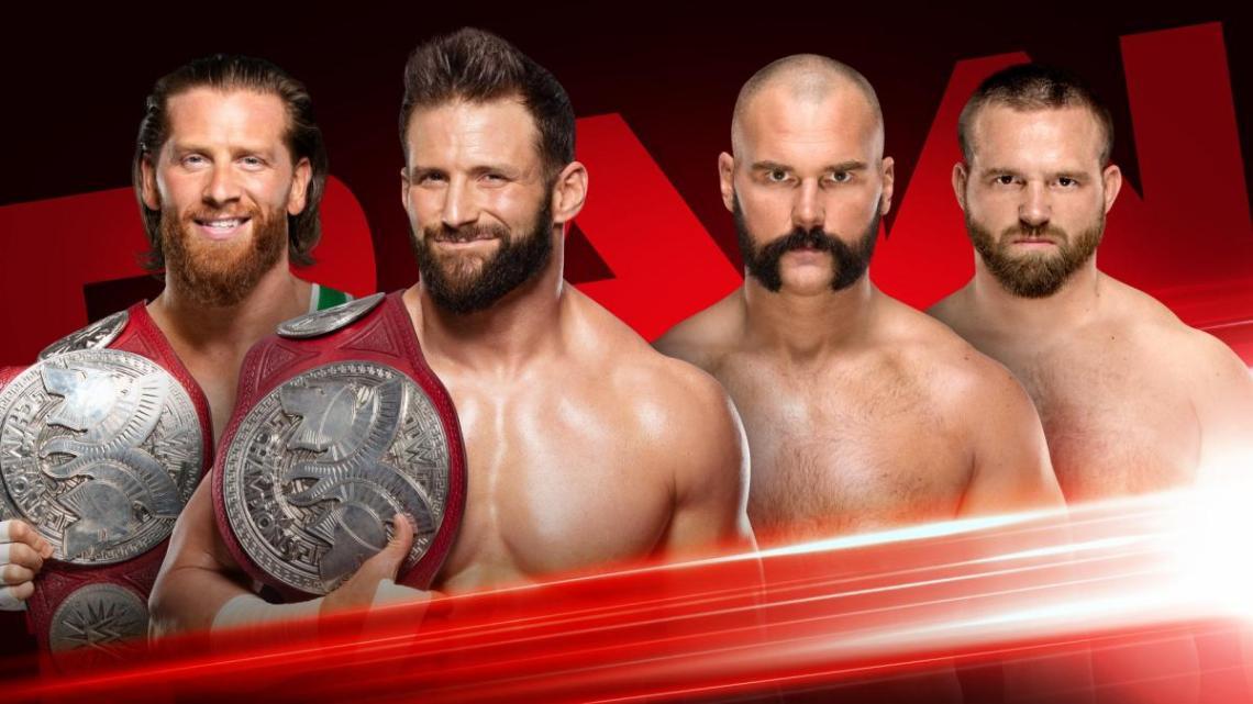 WWE RAW: Resultados en directo 10 de junio